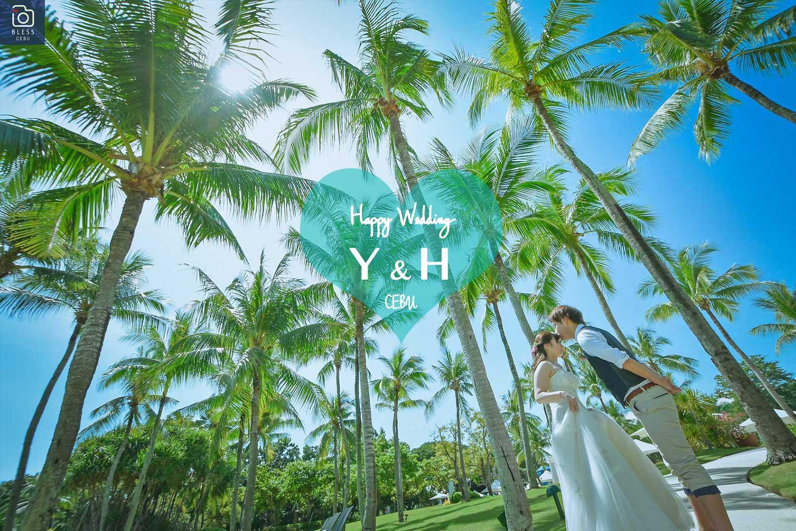Y&H様のロケーションフォト